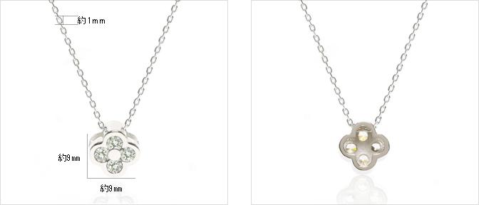 cloud-jewelry clover pendant クローバーペンダント_05