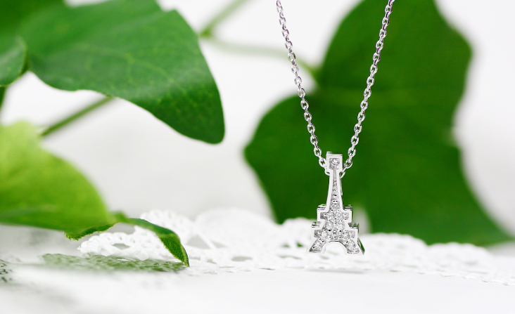 cloud-jewelry Eiffel pendant エッフェル塔ペンダント_01