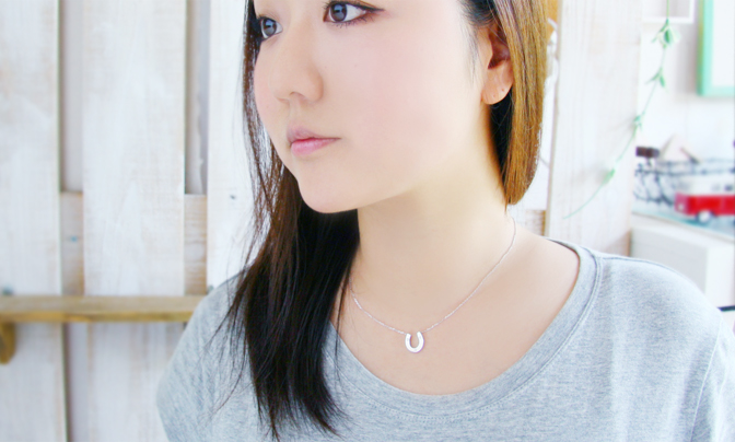 cloud-jewelry Louis horse hoop ルイス馬蹄ペンダント_03