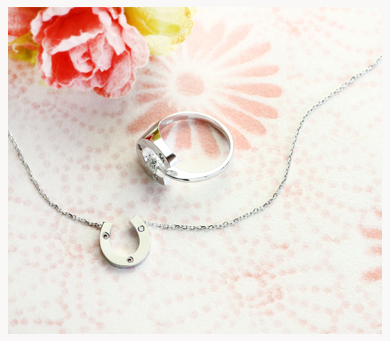 cloud-jewelry Louis horse hoop ルイス馬蹄ペンダント_04