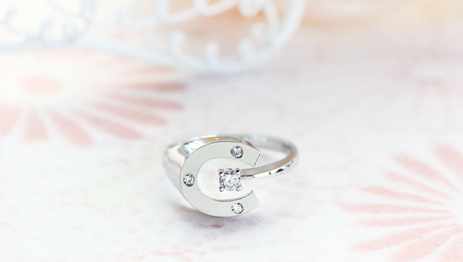 cloud-jewelry Horse shoes ring 馬蹄リング_02