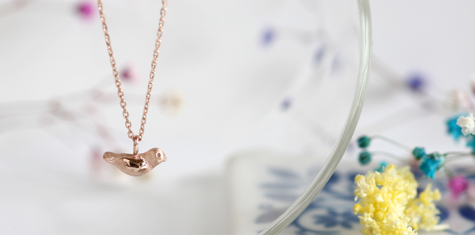 cloud-jewelry Feather pendant フェザーペンダント_06
