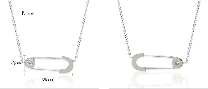 cloud-jewelry Safety pin pendant 安全ピンペンダント_04