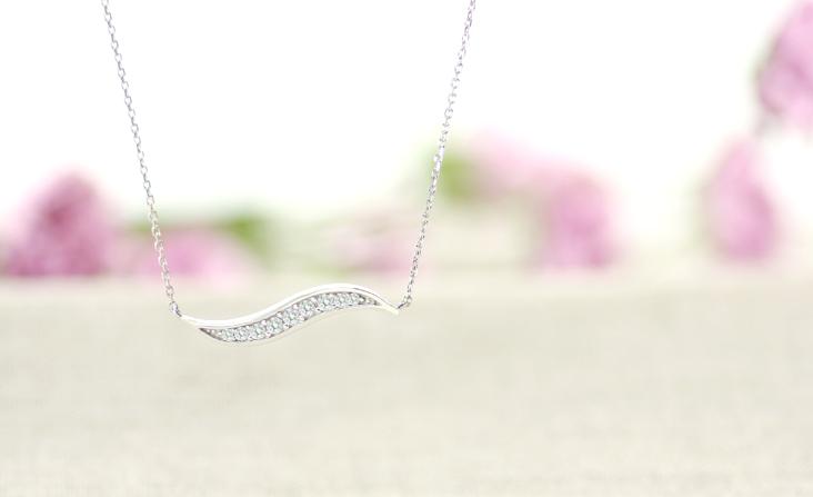 cloud-jewelry Wave pendant ウェーブペンダント_01